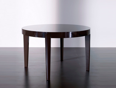 Meridiani Power Round Table Lacquer