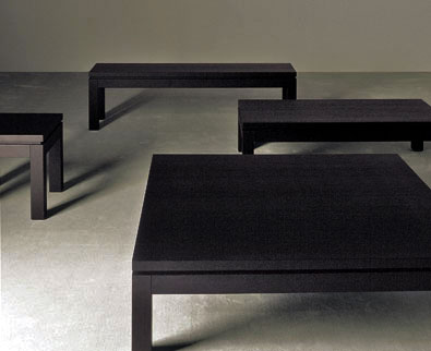 Meridiani Douglas low tables