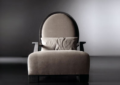 Meridiani Garbo Chair