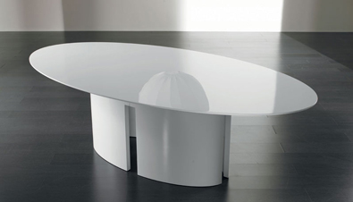 Meridiani Gong Oval Table