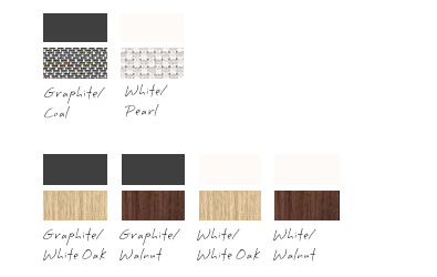 Pablo Contour Finishes