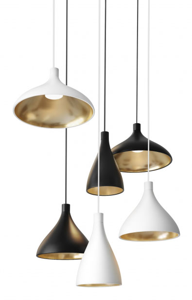 Pablo Swell Pendants