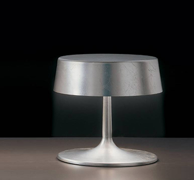 Penta China Table lamp silver leaf