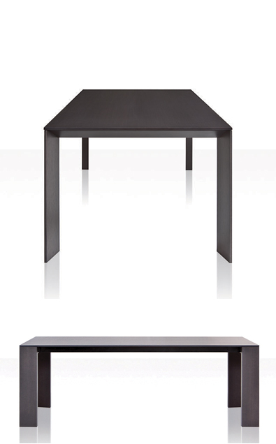 Pianca Magno Table Grey Oak