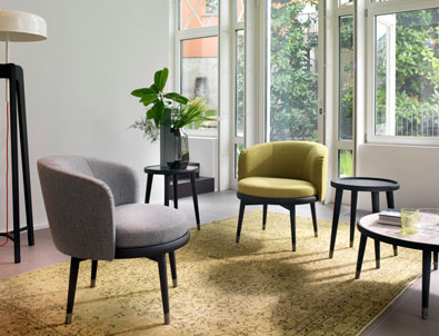 Perfect Porada Daphne Chairs