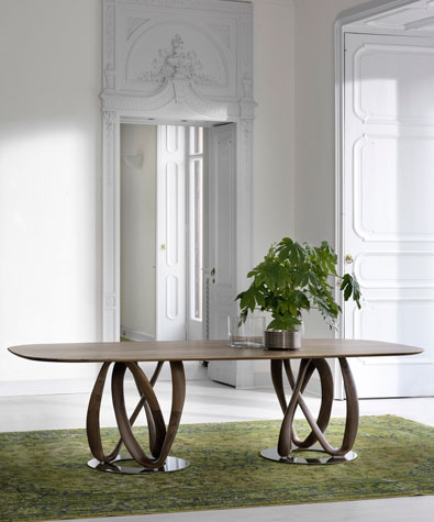 Infinity 2 Oval Table