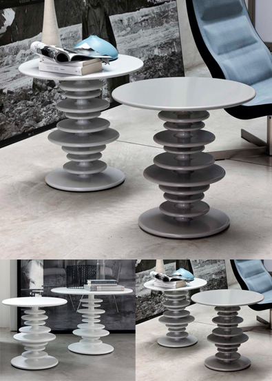 Porada Fuild Side Tables