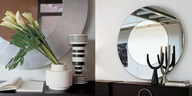 Porada Four Seasons mirrors