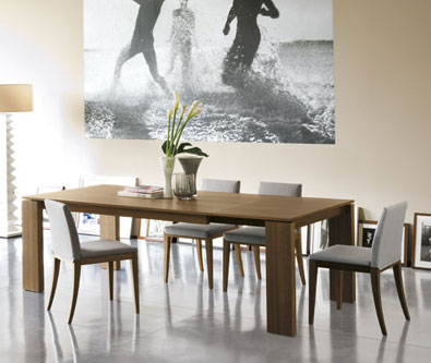 Porada Kevin Extension Table