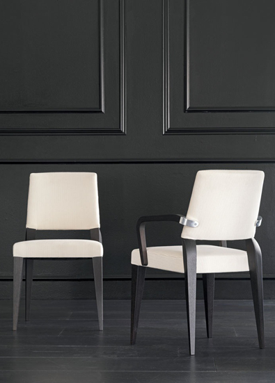 Diva Open Back chairs