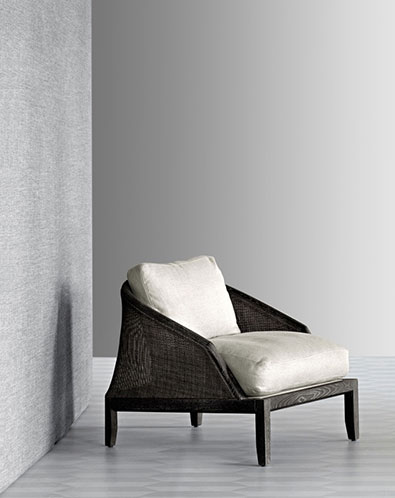 Potocco Grace Lounge Chair