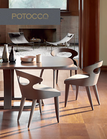 Potocco Paddle Chair