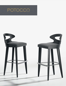 Potocco Paddle Stools
