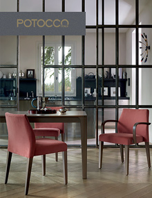 Potocco Slice Chairs