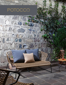 Potocco Vela Sofa and Armchair