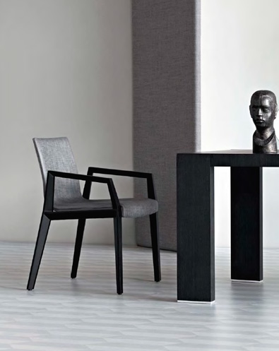 Potocco Noir Table