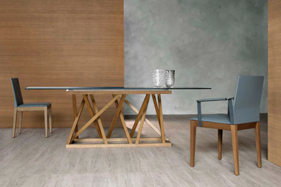 Potocco Tenso Table