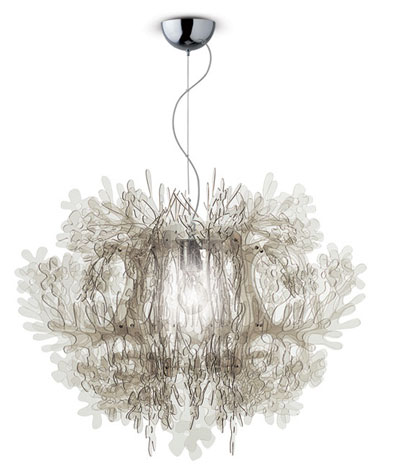 Slamp Fiorella Suspended Transparent