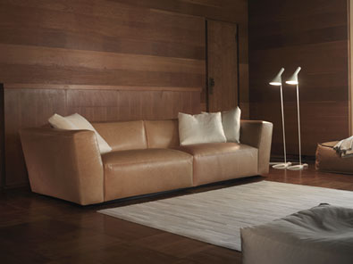 Verzelloni Elliot Sofa Leather