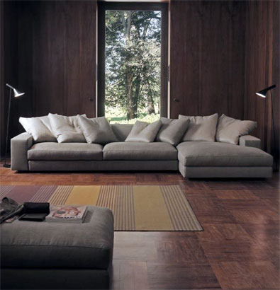 Holden Dormeuse Sectional