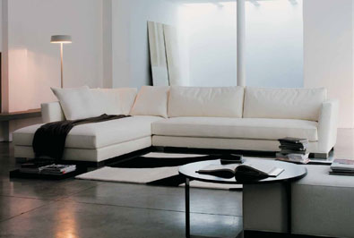 Verzelloni Link Sectional White