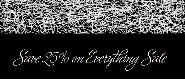 Spencer Interiors - Save 25% on Everything Sale